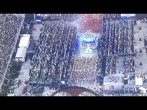 Carnaval do Rio 2020 . Primeira noite de desfile