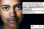Yin and Yang Consciousness