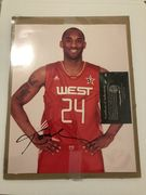 Likely not Genuine: Kobe Bryant Signed Rare Autographed Glossy 8x10 Photo - COA Matching Holograms $349.99