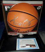 Likely not Genuine: Kobe Bryant Autographed Basketball $599.99