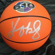 Likely not Genuine: Kobe Bryant Autographed Baden Junior I/O Basketball Signed NBA LA Lakers COA LE $199