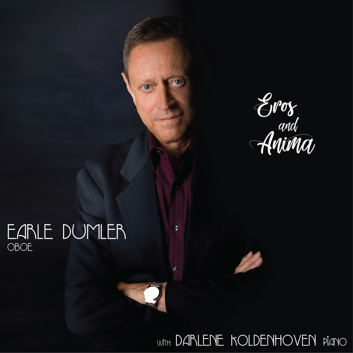 Earle Dumler with Darlene Koldenhoven