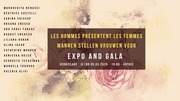 Vernissage Exposition et gala: Les hommes présentent les femmes