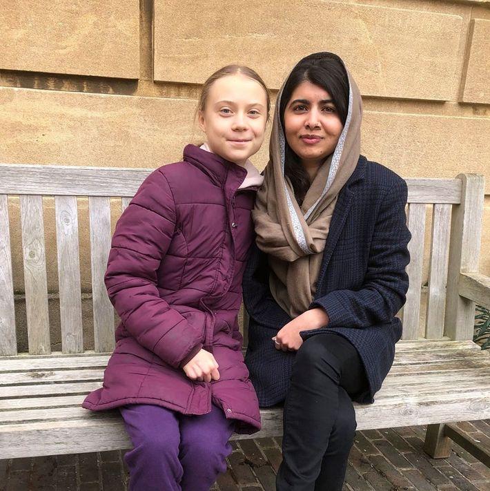 Greta and Malala