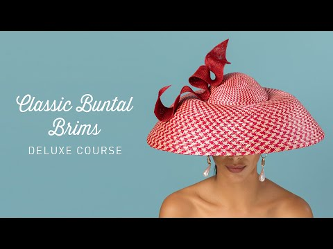 Classic Buntal Brims Course Preview