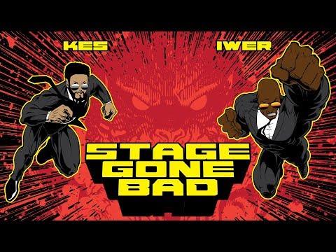 Kes & Iwer George - Stage Gone Bad (Official Lyric Video) | Soca 2020