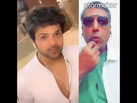 Teri meri teri meri WITH HIMESH RESHMIYA cover by satish aggarwal singer producer and music director