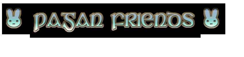 Pagan Friends Logo