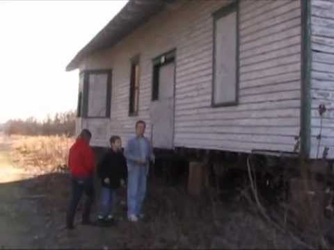 Raritan Railroad Milltown Train Station Repair.wmv