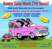 Sumter Swap Meets