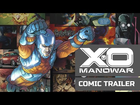 X-O MANOWAR (2020) | Comic Book Trailer [HD]
