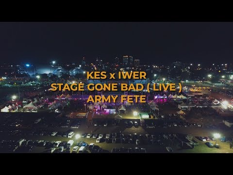 """Kes & Iwer - Stage Gone Bad ( Full Live Performance ) ARMY FETE  - """"2020 SOCA"""""""