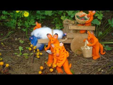 La Economía de los Xiyos (outdoors stop motion animation)