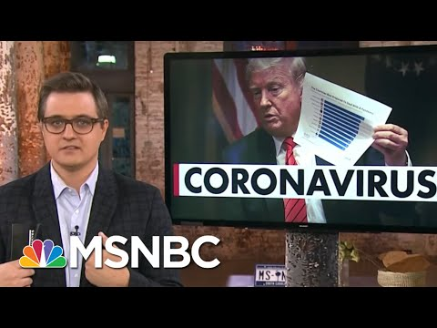 Trump morally bankrupt an incompetent administrator MSNBC