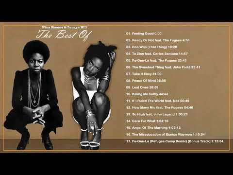 Lauryn Hill & Nina Simone - The Miseducation of Eunice Waymon   Mix by Amerigo Gazaway