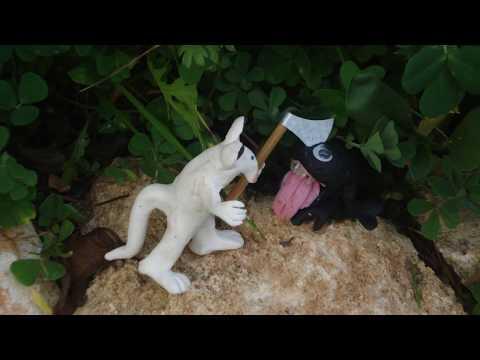La leyenda del Xiyo blanco (outdoors stop motion animation)