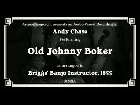 Old Johnny Boker