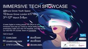 Virtual Reality Pop Up for 16-25yrs 3-5 March 5-8pm