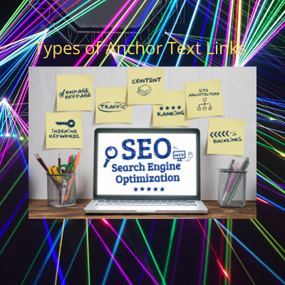 SEO - What Are The Type of Anchor Texts? Part 3