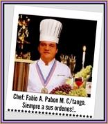 Chef Fabio A. Pabon M.