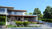 Vrender Company 3d architectural renderings