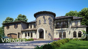 Vrender Company 3D rendering and animation services