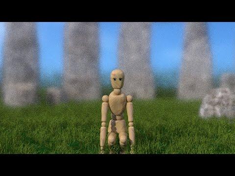 Animation de personnage 3D