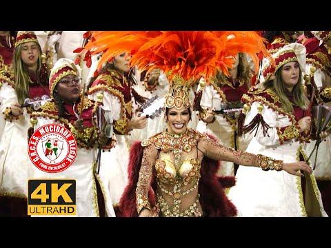 Mocidade Alegre 2020 - Desfile Oficial - 4K