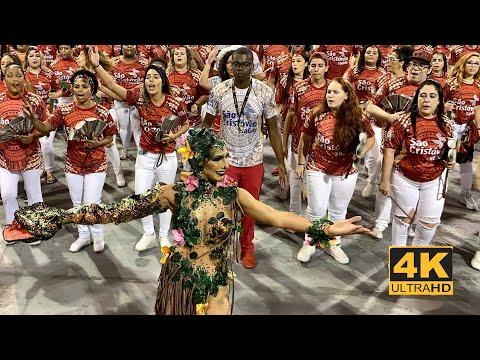 Brasil Carnival 2020 - Mocidade Alegre 2020 - Ensaio Técnico 24.01.20 - 4K