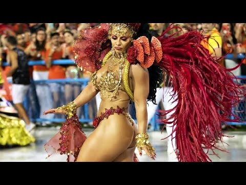 Rio Carnival 2020 [HD] - Floats & Dancers | Brazilian Carnival | The Samba Schools Parade