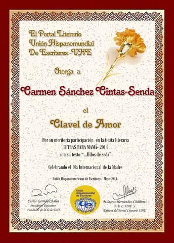 Carmen Sánchez Cintas-Senda