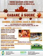 Cabane à Sucre 2020 - ADOO