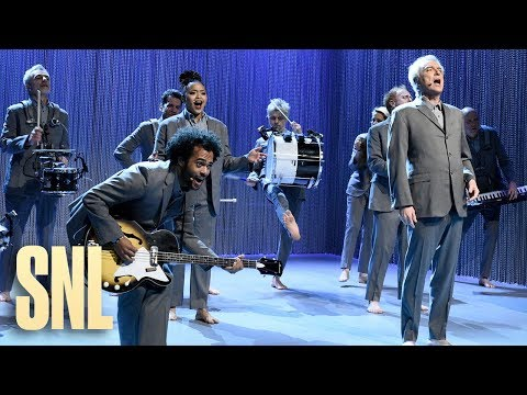 David Byrne: Once in a Lifetime (Live) - SNL