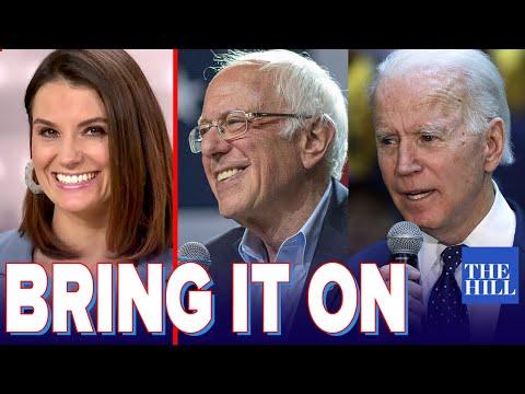 Establishment wants Bernie vs Biden, bring it on