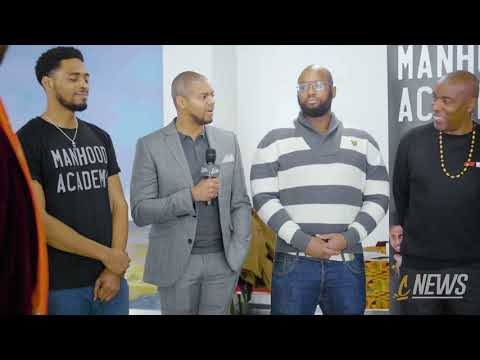 Manhood Academy Mentors  Post Graduation Ceremony