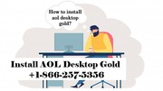 Install AOL Desktop Gold | +1-866-257-5356 | Download AOL Desktop Gold