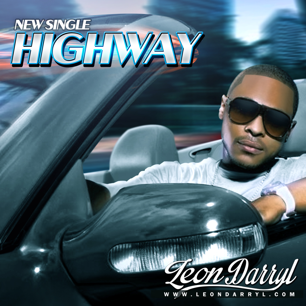 LEON DARRYL - HIGHWAY CD ART