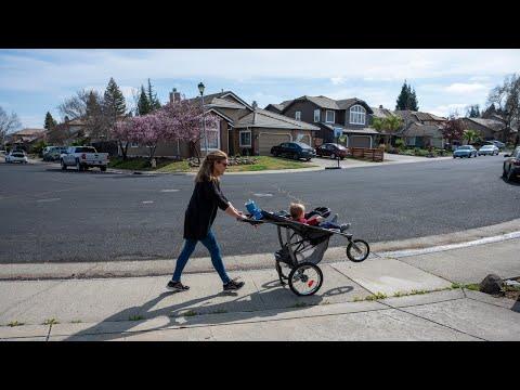 Here's what it's like to live near Rocklin home quarantined because of coronavirus