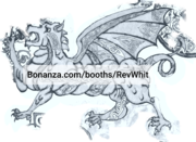 White Bonanza Dragon