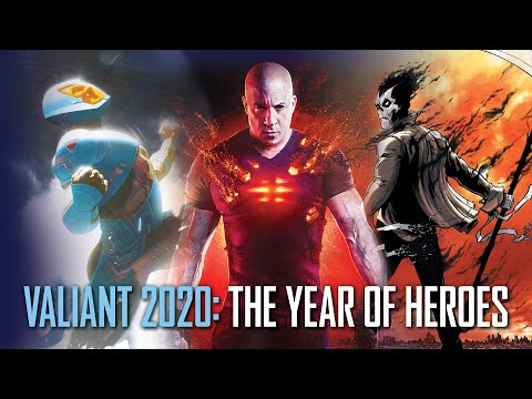 Valiant 2020: The Year of Heroes - Trailer