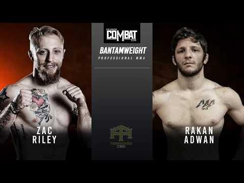 Colorado Combat Club 5 - Bout 12 - Rakan Adwan vs Zac Riley