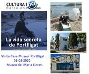 Portlligat 01-03 2020 i Mweu del Mar de Lloret