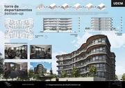 Bottom-up apartments - Presentation board