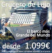 Singles en Crucero de Lujo :: Julio 2015 :: Completo