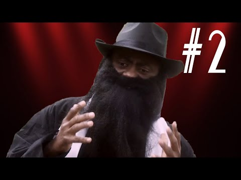 "Trillo & Suede web series. Episode 2: ""Hasidic Noir"""