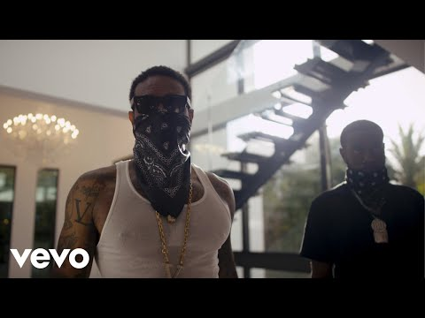 Jim Jones - Love of the Hustle (Official Video) ft. Trav