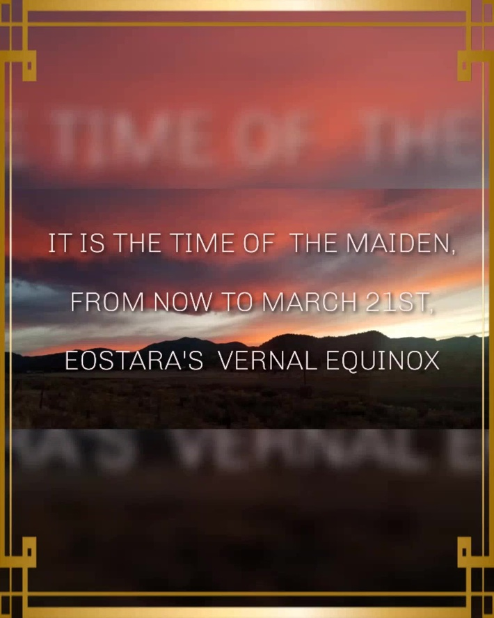 Time of the Maiden