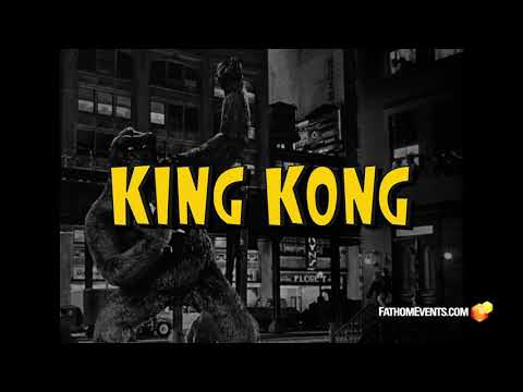 King Kong (1933) presented by TCM