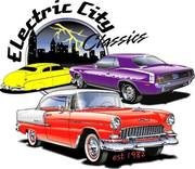 ELECTRIC CITY CLASSICS SALUTE TO OUR VETS, MEMORIAL DAY CAR SHOW