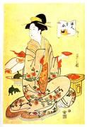 Grupo aprendiendo del Haiku, poesía Japonesa del Siglo XV